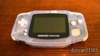 Game Boy Advance Review