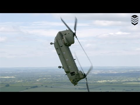 CH-47: The One Largest and Fastest American Helicopter Ever Built