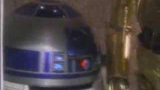 C3PO R2D2 music video