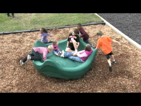 Play Together on the Omni Spin Spinner