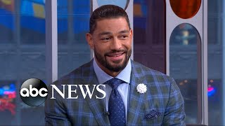 Roman Reigns On Wrestling Names And His Battle With Leukemia