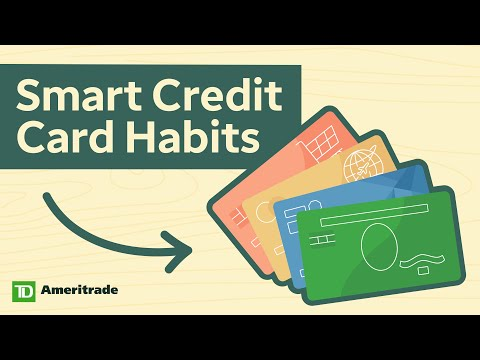 How to Use Credit Cards Wisely
