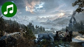 GOD OF WAR Music & Ambience 🎵 The Healing (Relaxing Gaming Music | God of War OST | Soundtrack)