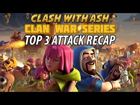 Clash Of Clans | Th10 3 Star Attacks with New Queen AI | GoLaLoon & GoHoWi