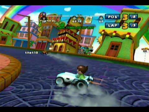 Sonic & Sega All Stars Racing (Wii) 8 Player Online Multiplayer