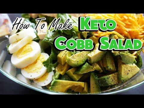 how-to-make-a-keto-salad!-high-fat-cobb-salad-recipe-video