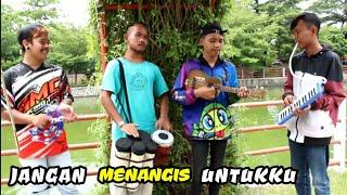 Download lagu Jangan Menangis Untukku Luvia Versi Pengamen Montal Mantul MP3