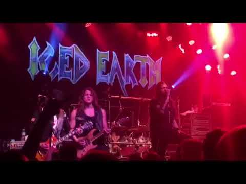 Iced Earth 'Brothers' Incorruptible Tour (Marquee, Calgary, AB) 3/3/18