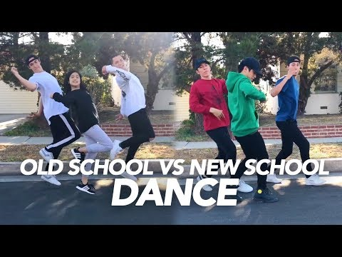 Old Vs New Dance Battle   Ranz and Niana ft The Williams Fam