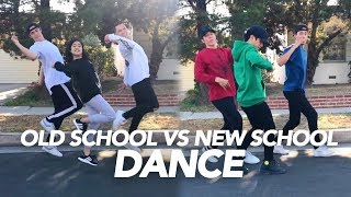 Download Video Old Vs New Dance Battle | Ranz and Niana ft The Williams Fam MP3 3GP MP4