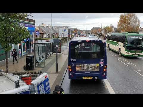 Airlink Bus 100 Towards Edinburgh Airport