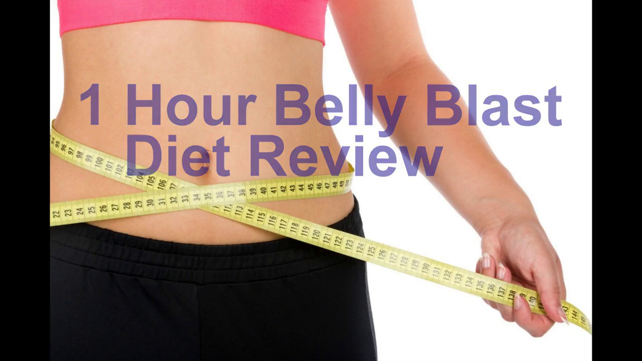 is 1 hour belly blast diet a scam?