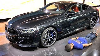 ПЕРВЫЙ ОБЗОР BMW 8-Series премьера