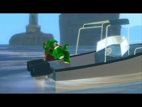 Naughty Bear: Naughty Jaws HD video game trailer PS3 Xbox