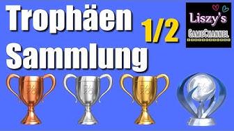 Trophäen Sammlung [PS3/PS4] 27 Platin + über 200 Spiele 1/2