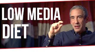 LOW MEDIA DIET | Douglas Rushkoff on London Real