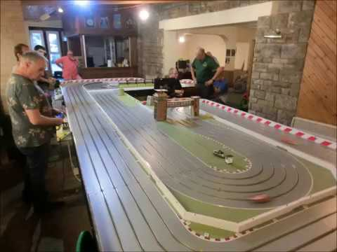 Shepton Mallet Slot Car Club 29th August 2018