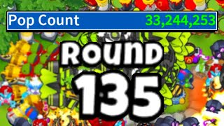 Popping 33,000,000 Bloons Using A Lot Of Money in Bloons TD 6