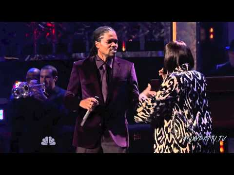 Landau  Eugene  Murphy Jr.  &  Patti Labelle - You're  All  I  Need To Get By  AGT 2011 (Finale)
