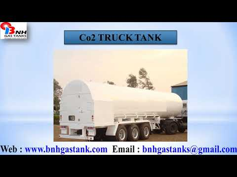 LNG Cryogenic Transport Tanks From India BNH Gas Tanks