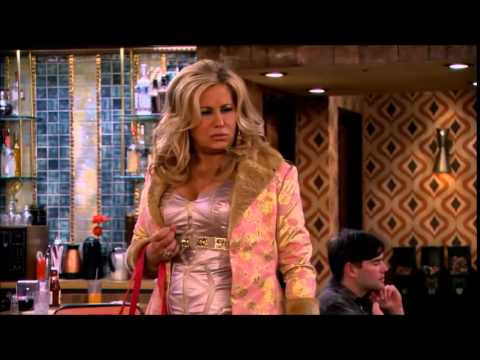2 broke girls sophie hot tub
