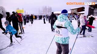 Live: «Лыжня России-2015» - репортаж с трассы(«Фонтанка Live» показывает петербургскую «Лыжню России - 2015» такой, какой ее можно увидеть, только оказавшись..., 2015-02-09T08:57:20.000Z)