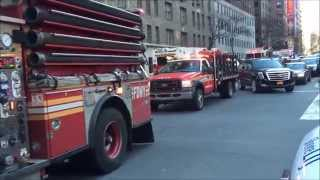 FDNY ENGINE 33 & IT