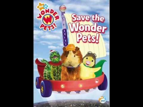 Lagu Wonder Pets Malaysia!!! malay version! at TV9