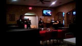 Mariachi Band at Garibaldi's in Tyler TX