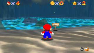 Super Mario 64 - Water StageTheme - User video