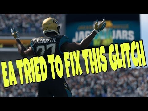 EA TRIED TO FIX THIS! GLITCH PASS & GLITCH RUN FORMATION! MADDEN 18 BEST MONEY PLAY RAVENS TIPS
