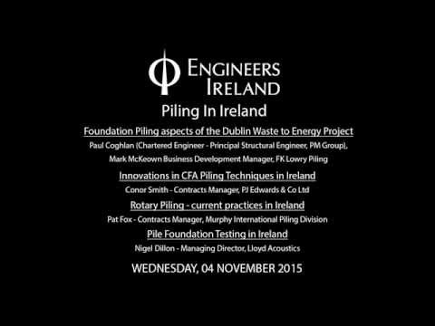 Piling in Ireland