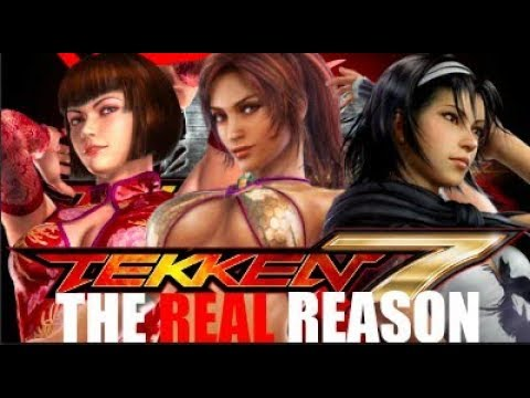 Tekken 7 - The REAL Reason Legacy Characters Are Gone!