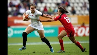 TOP 10 WOMEN RUGBY PLAYERS IN THE WORLD 2017