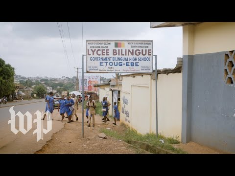 Cameroon, divided by two languages, is on the brink of civil