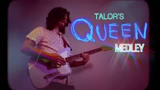 GUITAR SOLO MEDLEY: QUEEN