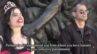 ביקור השואה ביד ושם The Holocaust's visit to Yad Vashem