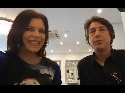 Hairnews Salon Mirror Interview with Steven Philips, Absolut Hair