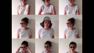 Robin Thicke feat Pharrell - blurred lines ( acapella cover by Sasha Ryabina )