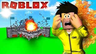 EPIC EXPLOSIONS IN THE NEW ROBLOX GAME