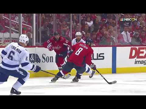 Tampa Bay Lightning vs Washington Capitals - May 17, 2018 | Game Highlights | NHL 2017/18
