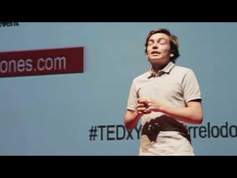 Lo voy a seguir haciendo | Iker Pascual | TEDxYouth@Torrelodones