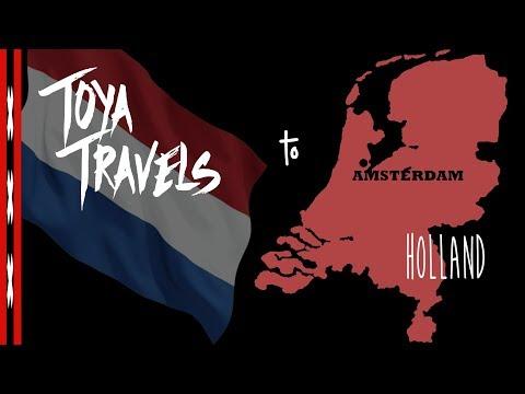Toya Travels   Amsterdam Highlights