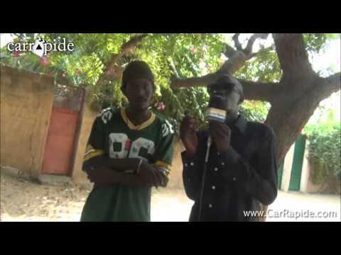 Mbour en version Underground, avec ZIP ZAP dans From Da Hood
