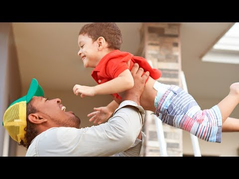 Babies Reaction to Dad Coming Home Compilation 2017