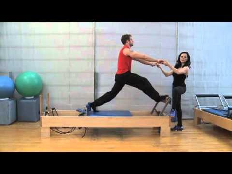 Pure Pilates For Men Part 1