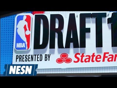 Celtics win the 2017 NBA draft lottery