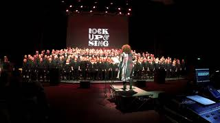 Rock Up and Sing Finale