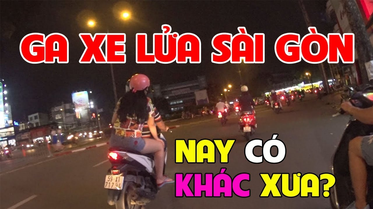 Ga Xe Lửa Sài Gòn nay có khác xưa - Một vòng trong Ga Tàu sài gòn