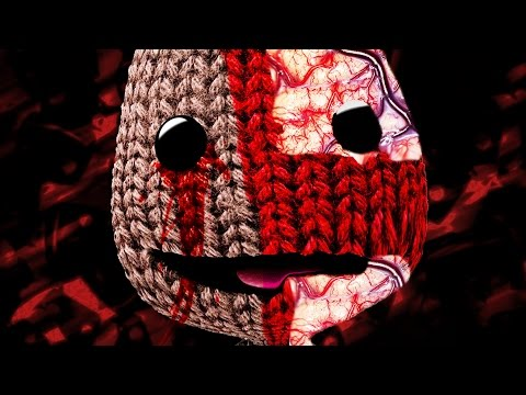 SACKBOY.EXE CREEPYPASTA - Little Big Planet 3 (LittleBigPlanet)